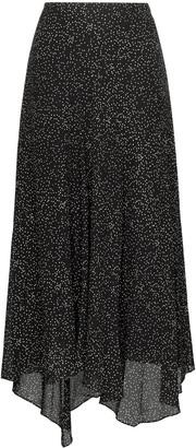 Theory High-Waisted Asymmetric Skirt