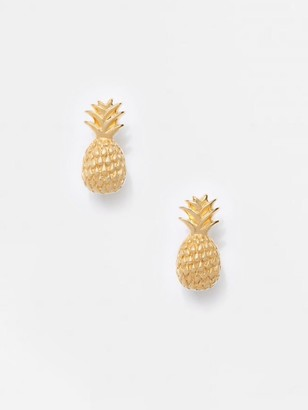 J.Mclaughlin Pineapple Earrings