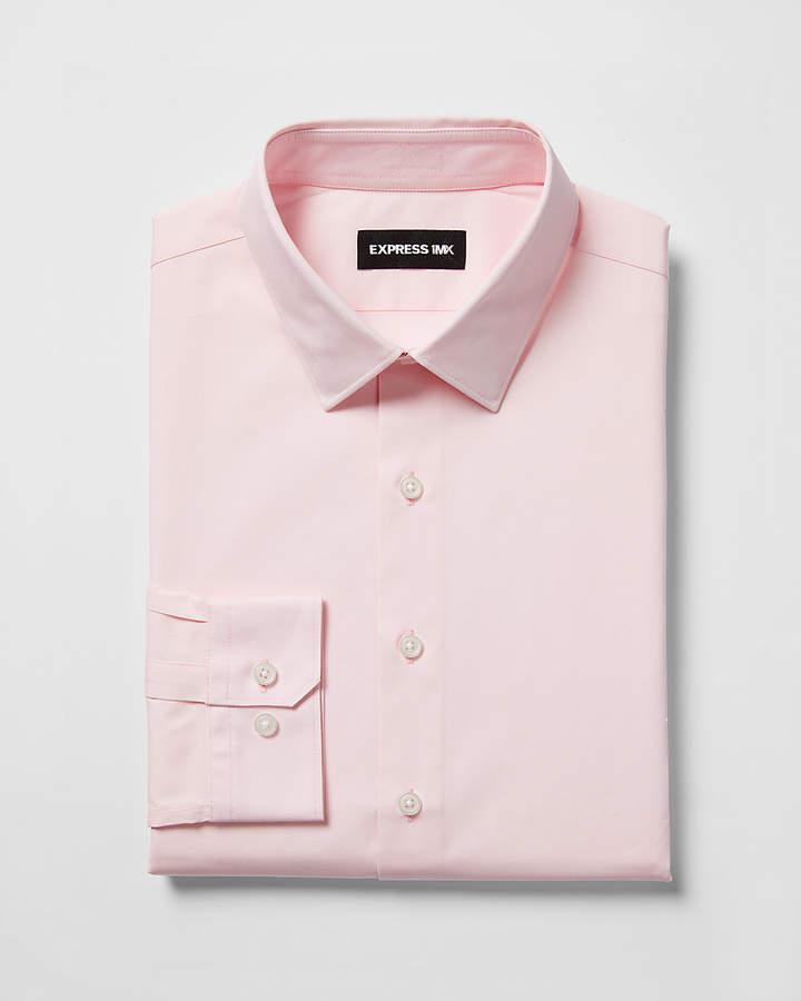 d5acf1645f1 Express Pink Men s Dress Shirts - ShopStyle