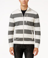 INC International Concepts Men's Striped Rider Jacket, Only at Macy's