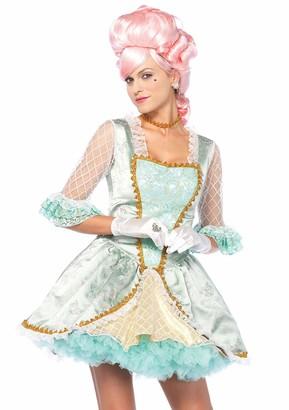 Leg Avenue Women's Deluxe Marie Antoinette Costume