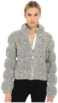 See by Chloe Knitted Puffa Jacket