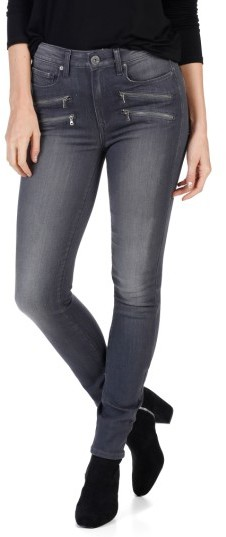 Paige Women's Transcend - Edgemont High Waist Skinny Jeans