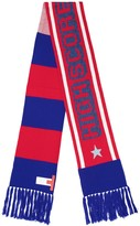 Hilfiger Collection Mascot striped long scarf