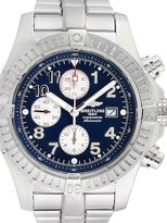 Breitling Vintage Super Avenger Stainless Steel Watch, 48mm