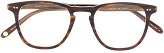 Garrett Leight Brooks square frame glasses