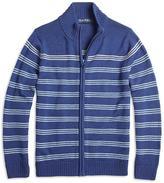 Brooks Brothers Merino Wool Full-Zip Sweater