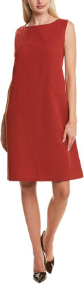 Lafayette 148 New York Laflora Wool Dress