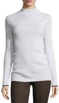 Rag & Bone Natasha Ribbed Cashmere Sweater, Ivory