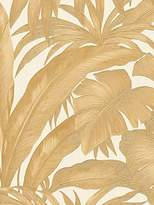 Versace Palm Leaves Wallpaper