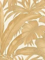 Versace Palm Leaves Wallpaper