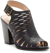 Restricted Westwood Perforated High Heel Sandal
