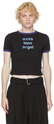 Marc Jacobs Black Heaven By Teen Angst T-Shirt