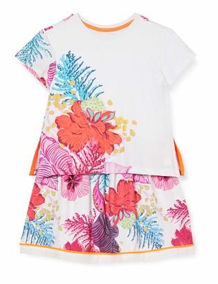 Desigual Girls' Vest_Guadalupe Dress