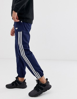 adidas Cargo Pocket Workpant in navy