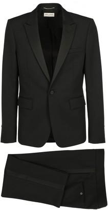 Saint Laurent Peak Lapel Suit