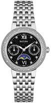 Bulova Women's Quartz Diamond Bracelet Watch