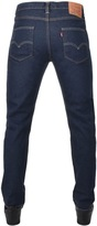 Levi's Levis 501 Customised Tapered Stretch Jeans Blue