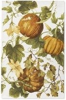 Williams-Sonoma Williams Sonoma Botanical Pumpkin Towels, Set of 2
