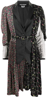 Junya Watanabe Panelled Belted Coat