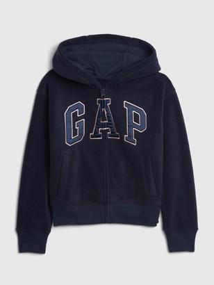 Gap Kids Logo Hoodie