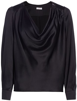 Parker Glaway Silk Blouse