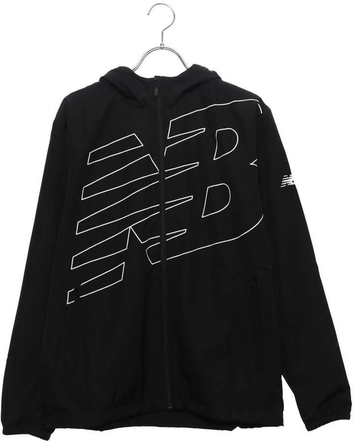 9e8f03333c246 New Balance(ニュー バランス) ブラック スポーツジャケット - ShopStyle(ショップスタイル)