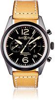 Bell & Ross Men's BR 126 Heritage Watch-BLACK