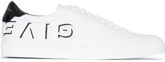 Givenchy Reverse Logo Urban Street Sneakers
