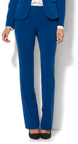 New York & Co. 7th Avenue Design Studio Pant - Modern - Leaner Fit - Straight Leg - Double Stretch