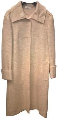 Philosophy di Alberta Ferretti White Wool Coats