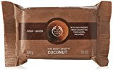 The Body Shop Coconut Soap, 3.5 Ounces (Packaging May Vary)