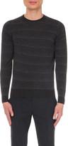 John Smedley Minimal merino-wool jumper