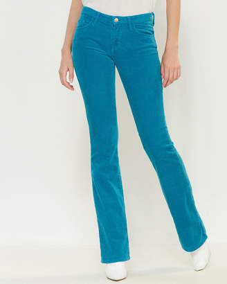 Blugirl Corduroy Low-Rise Skinny Pants