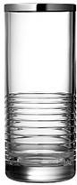 Vera Wang Wedgwood Grosgrain Nouveau Platinum 10 Vase