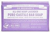Dr. Bronner's Bar Soap, Organic, Lavender, 5 oz ( Pack of 2 )