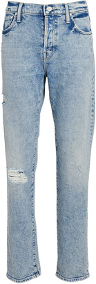 Mother The Scrapper Double Cuff Jeans