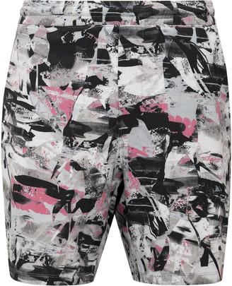 Lululemon Pace Breaker Printed Swift Shorts - Men - Multi