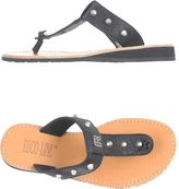 Ruco Line Thong sandals