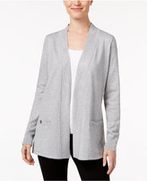 Charter Club Metallic Cardigan, Only at Macy's