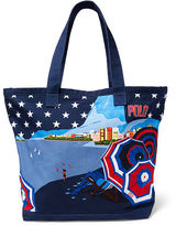 Polo Ralph Lauren Team USA Poster Print Tote
