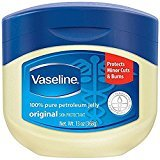Vaseline 100% Pure Petroleum Jelly, Original Skin Protectant, 13 Oz (Pack of 2)