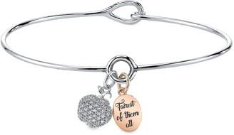 Disney Snow White Two-Tone Bracelet