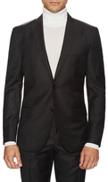 J. Lindeberg Hopper 140's Check Sportcoat