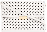 Stella McCartney Polka-Dot Flap Bag