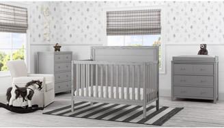 Cambridge Silversmiths Delta Children 4-in-1 Convertible Baby Crib