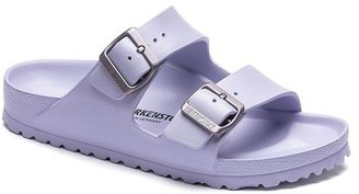 Birkenstock Arizona Eva Purple Fog Sandal - 37 (UK 4)