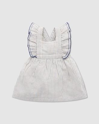 Purebaby Winter Meadow Dress Bodysuit - Babies