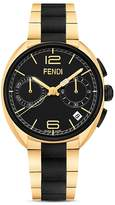 Fendi Momento Two-Tone Stainless Steel Watch, 40mm