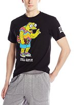 Neff Men's Still Got It Simpsons T-Shirt